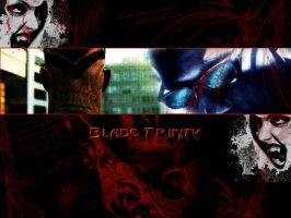 Blade 3 Wallpaper Beta2 by CriChTon
