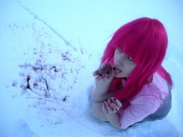 Tainted Snow by Teh-Cupcake-Avenger