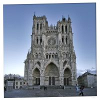 Amiens cathedral by chp