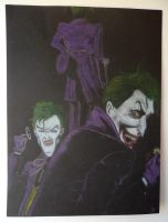 The Killing Joke by DaphneDrawings
