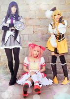 Magical Girls by Kai-Cosplay
