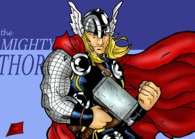 Thor by Jey2K