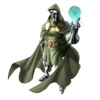 Dr Doom by SebasP