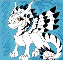 Skylander Pin by Chibi-Dragoness