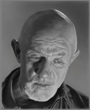 Mike Ehrmantraut by CraigPaton