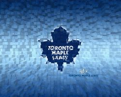 toronto maple leafs by AladineSalame