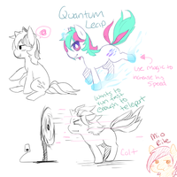 Quantum Leap and Mio Rite by Mousu