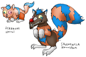 Nutty As A Squirrel v.2.0 by FawkesTheSkarmory