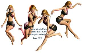 Faerie Merrin Pack PSD by taterstock
