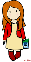 Amelia Pond by LetsSaveTheUniverse