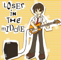 Loser in the Middle by kazenokibou