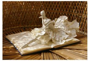 Altered Books and Art Dolls by Spiritofeve
