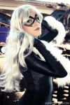 Black Cat - Spiderman Cosplay by Yukilefay