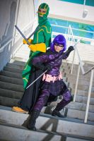 Comic Con 2011 - Kick-Ass by MikeRollerson
