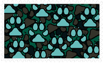 Paw Camo Stamp by AmericanWolf016