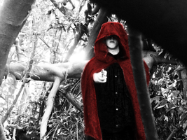 Red Riding Hood 9 by Luciferspet