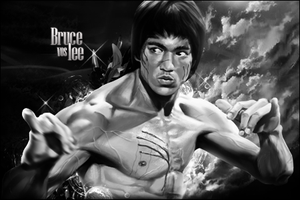 Bruce Lee SignatureVos by TheBrocashelm