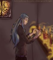Candles... by Netreemic