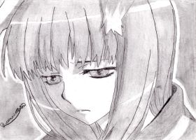 Spice and Wolf - Holo The Wise Wolf by Vaderman24