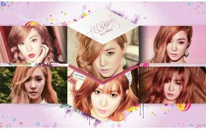 Tiffany HOLLER Taetiseo Comeback by Jover-Design