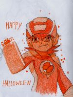Ick25 Happy Halloween by ick25