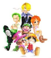 One Piece best by Goldman-Karee