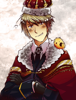 King of Prussia by HyliaBeilschmidt