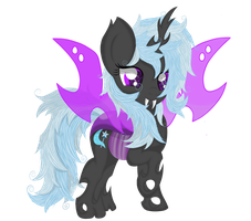 Trixie ( changeling version) by Law44444