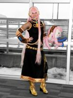 Maguro Fever by QPUPcosplay