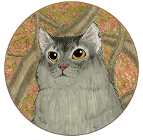 Graystripe by MommaCabbit