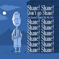Shane by nongravity