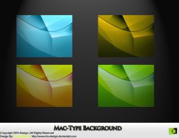 Mac-Type Background by DRX-Design