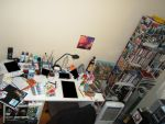 My 'Work Station' by Simanion