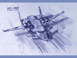 XC-110 by TheXHS