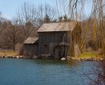 Old Mill by ktryon