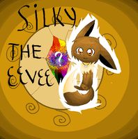 .:Silky The Eevee:. by LunaticDemonLuny