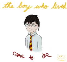 Mr. Potter: Our New Celebrity by banishedcatgirl233