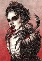 Black Swan by x-gogole-x