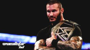 WWE Champion Randy Orton (HD) by WWEAllStarHD