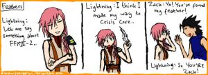 Lightning's Feather by AnotherSasukeFan