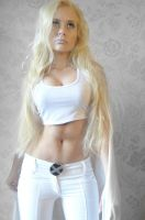 Emma Frost-White Queen 04 by EvenSummer