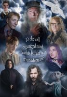 Harry Potter Deaths by ravengrl14