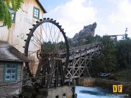 Grizzly River Rapids by unknowninspiration