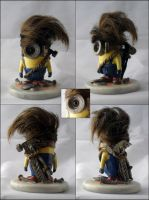 Minion - Despicable Me by Flegeton