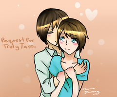 Request 27 (For TrulyTami) by Meli-Melon