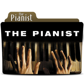 The Pianist Folder Icon by bedobaho