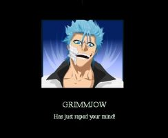 Grimmjow by firesoftheworld1