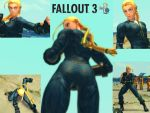 Fallout 3 Lone Wanderer by Hornyyoshi