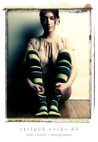 Striped Socks 5 by eyechart