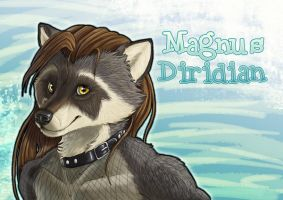 Badge.Magnus by zhivagooo